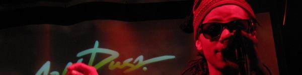 Wax Lyrical - 2009.20.09 - Bluey Robinson