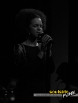 Laura Izibor at The Jazz Cafe