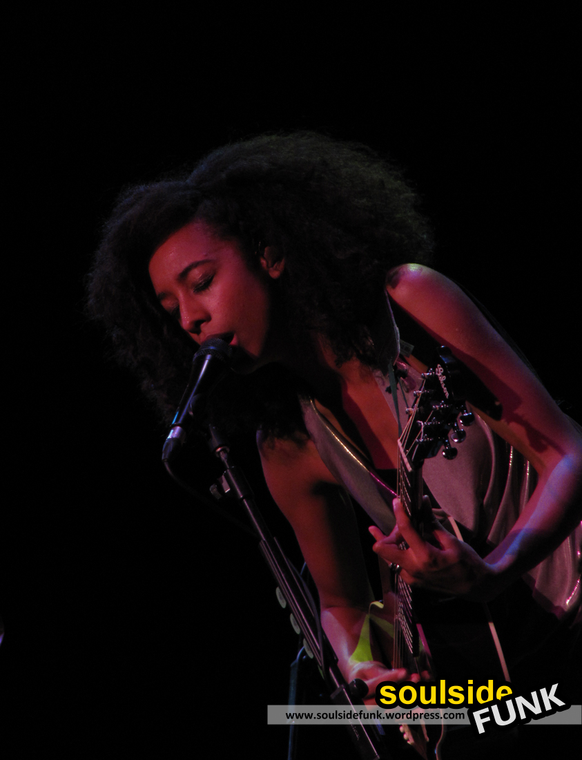 Corinne Bailey Rae at Shepherds Bush Empire