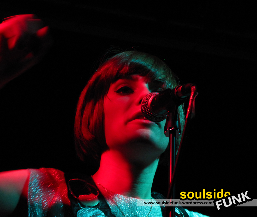 The Pipettes, Hoxton Bar and Kitchen, London - Ani
