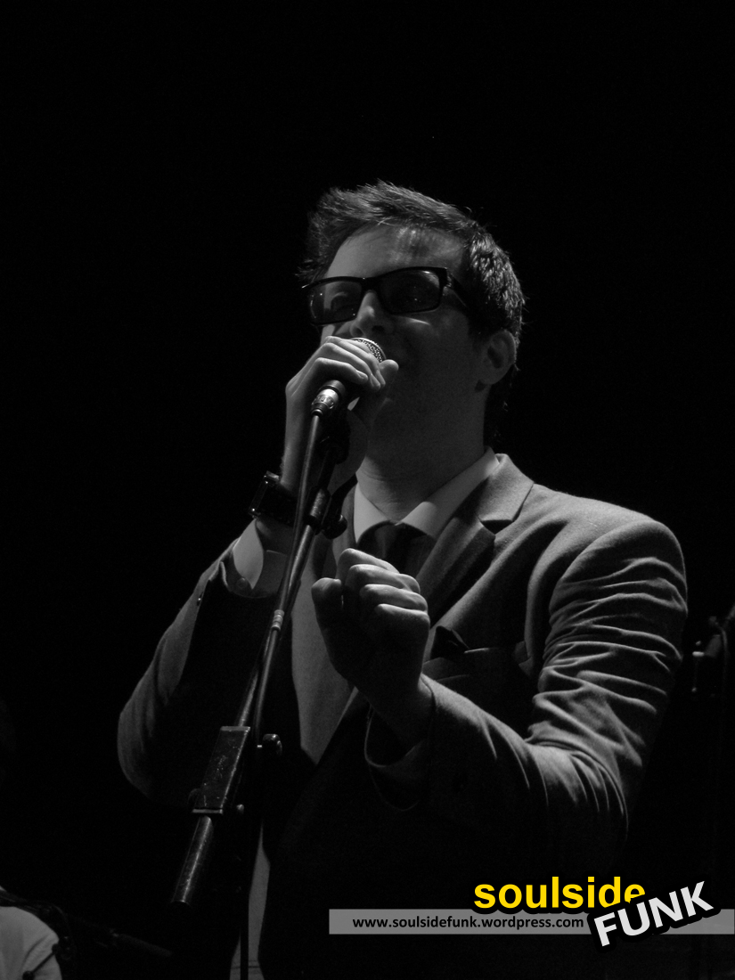 MAyer Hawthorne at ULU, London
