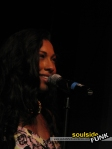 Melanie Fiona at the Jazz Cafe