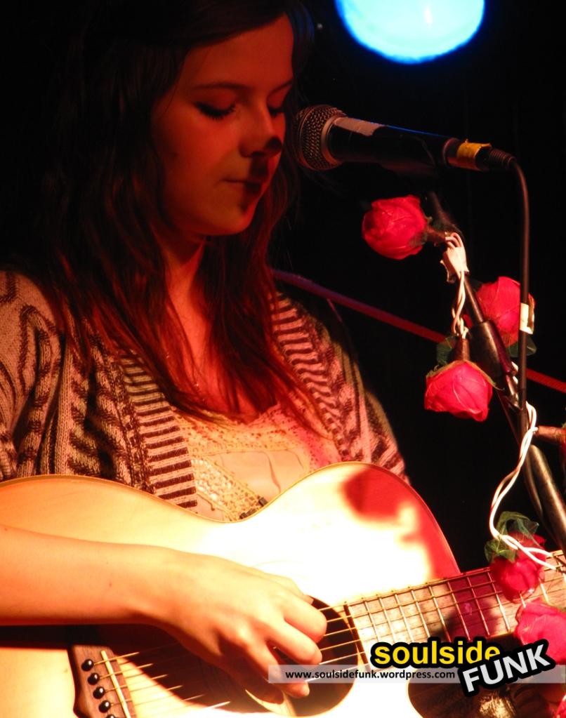 Gabrielle Aplin at the Islington Academy