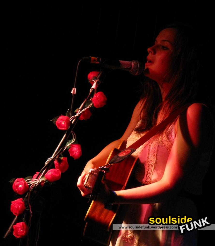 Gabrielle Aplin at the Islington Academy
