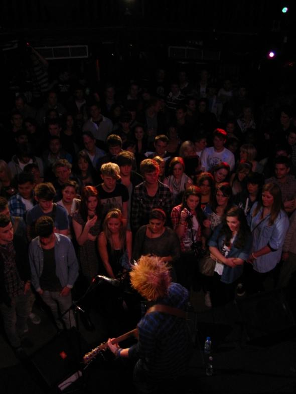Ed Sheeran at The Bedford