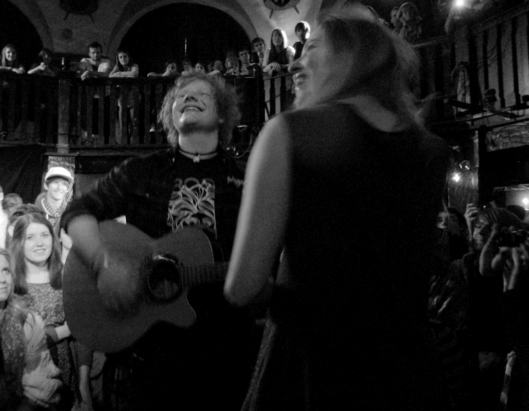 Ed Sheeran at The Bedford
