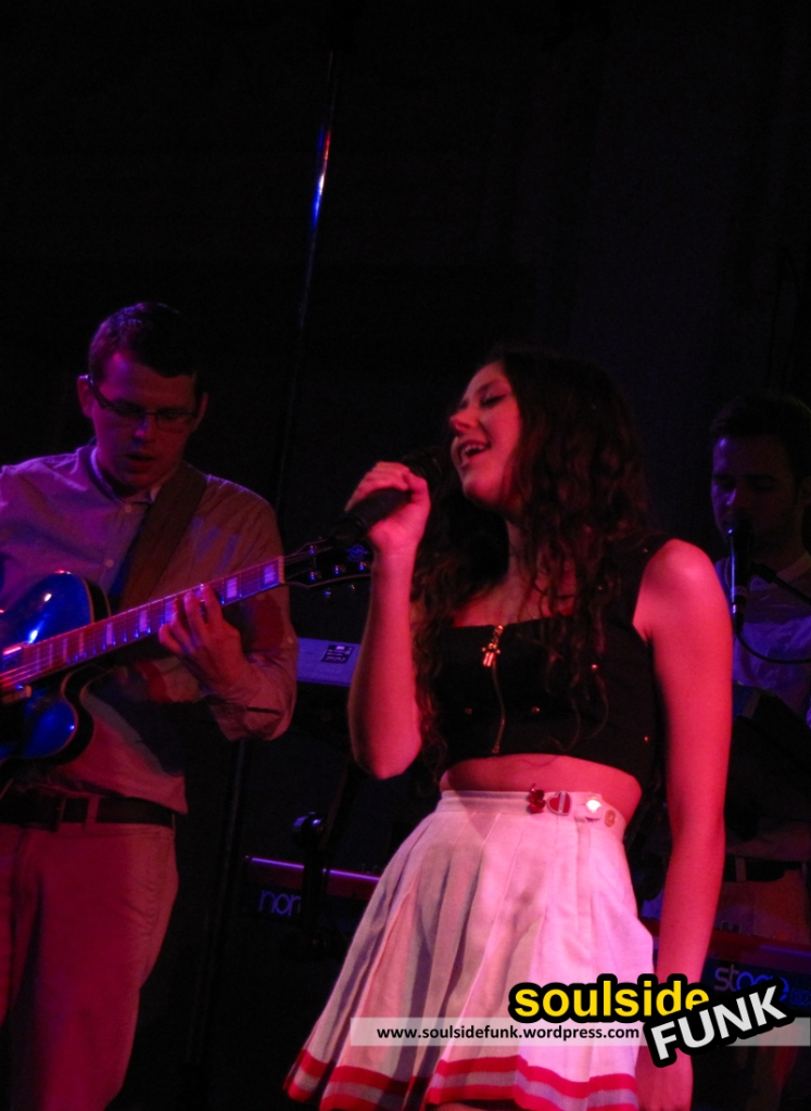 Eliza Doolittle at Bush Hall, London