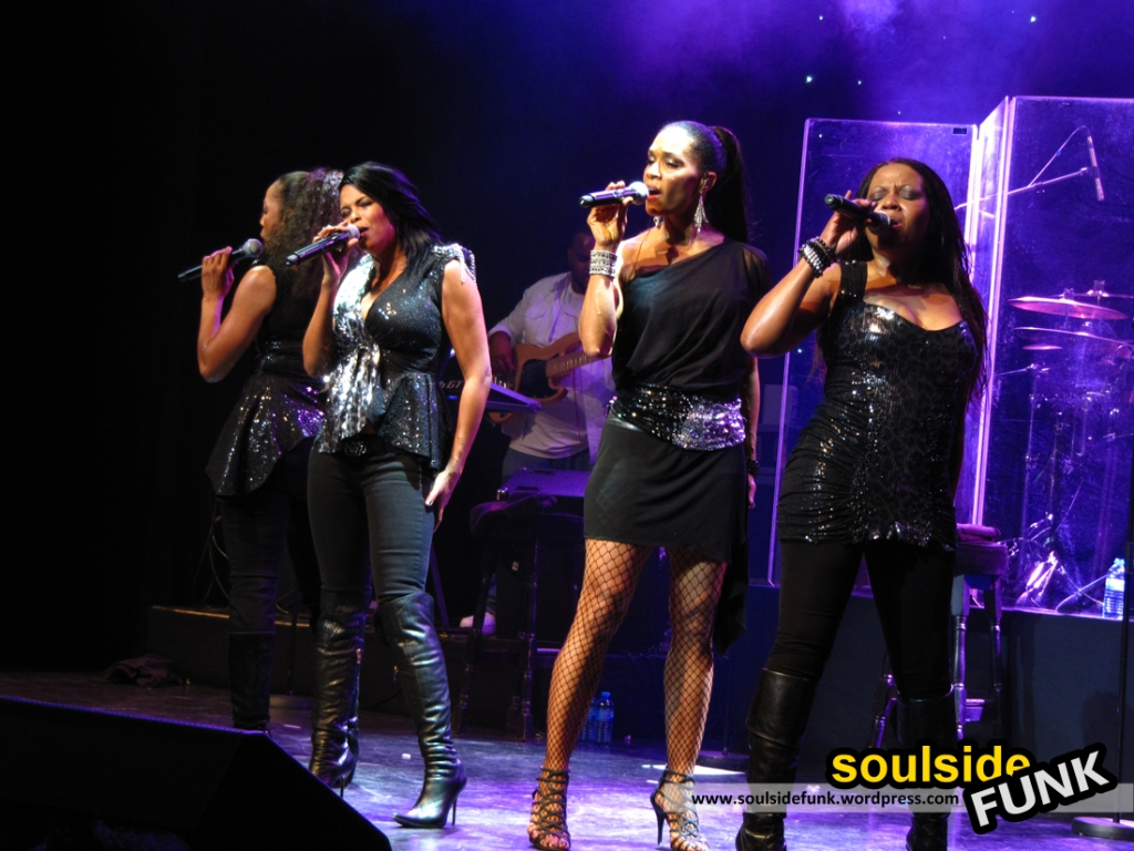 En Vogue at IndigO2