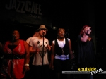 Natalie Williams at Jazz Cafe