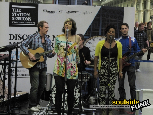 Zarif at Station Sessions