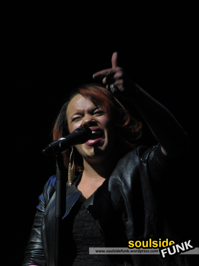 Faith Evans at Indigo2, London