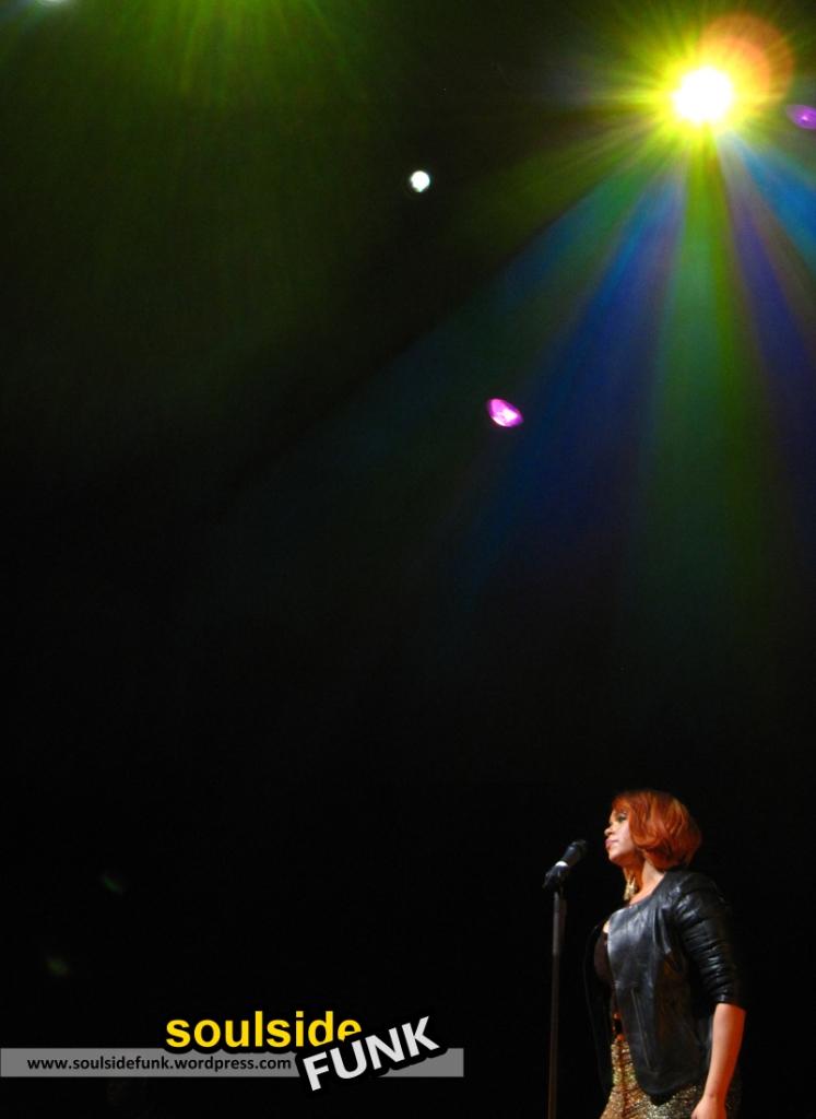 Faith Evans at Indigo2, London