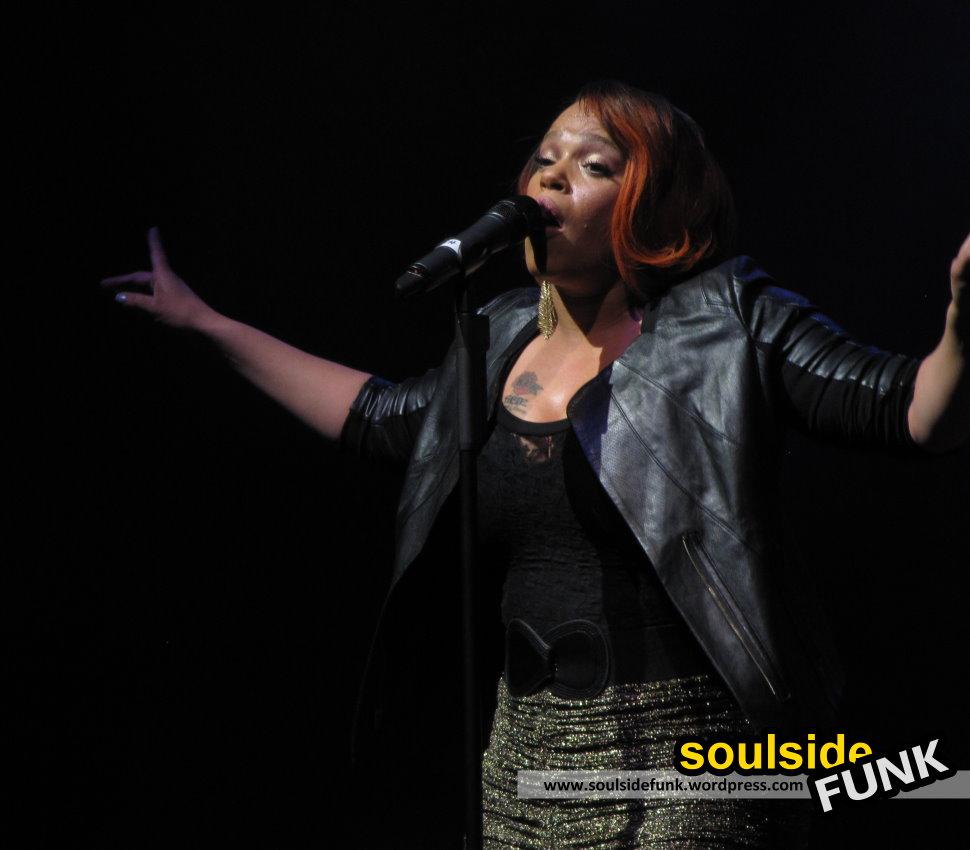 Faith Evans at Indigo2