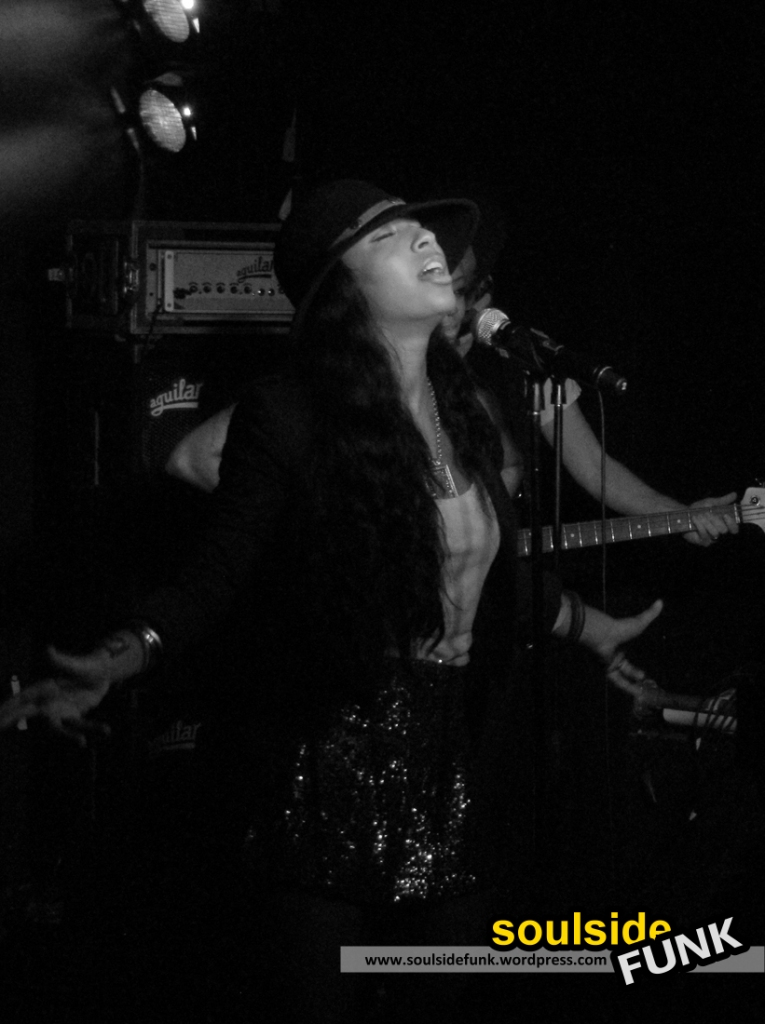Melanie Fiona at The Luminaire, London