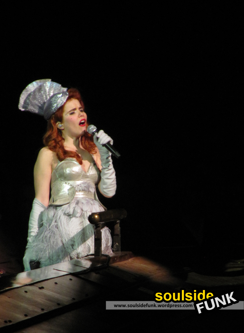 Paloma Faith and The Guy Barker Orchestra