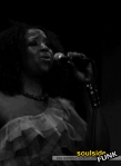 Conya Doss at Jazz Cafe