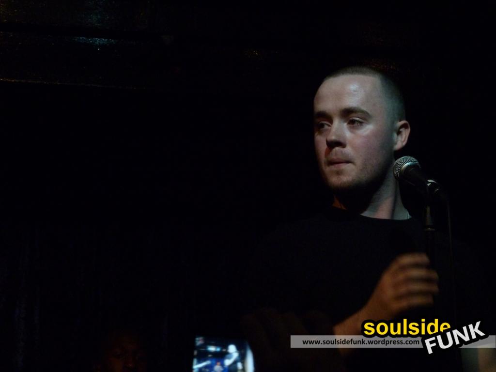 Maverick Sabre at Jazz Cafe