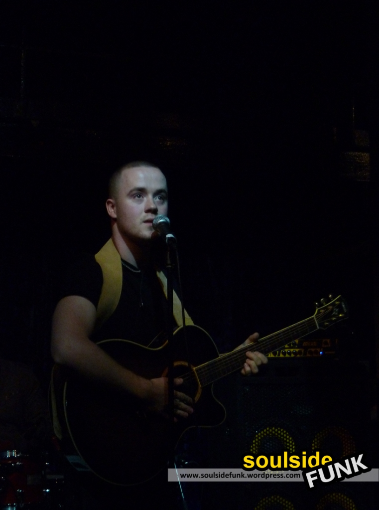 Maverick Sabre at Jazz Cafe