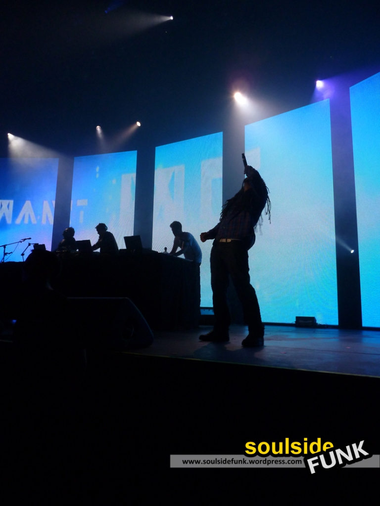 Magnetic Man at iTunes Festival, London