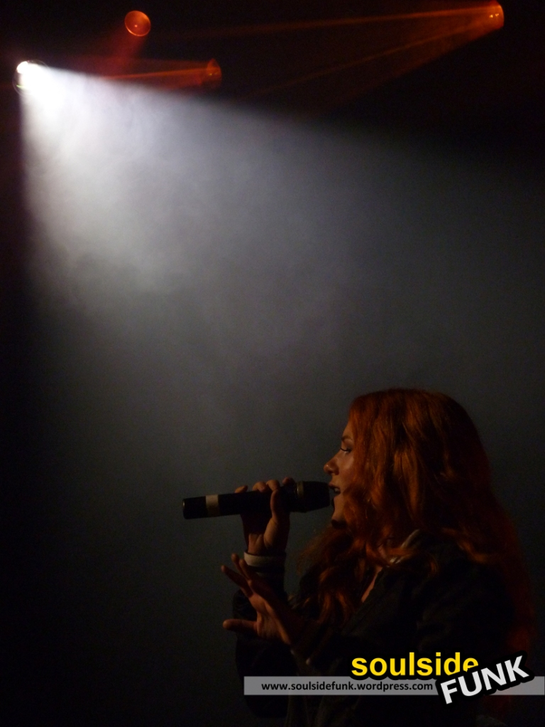 Magnetic Man at iTunes Festival, London - Katy B
