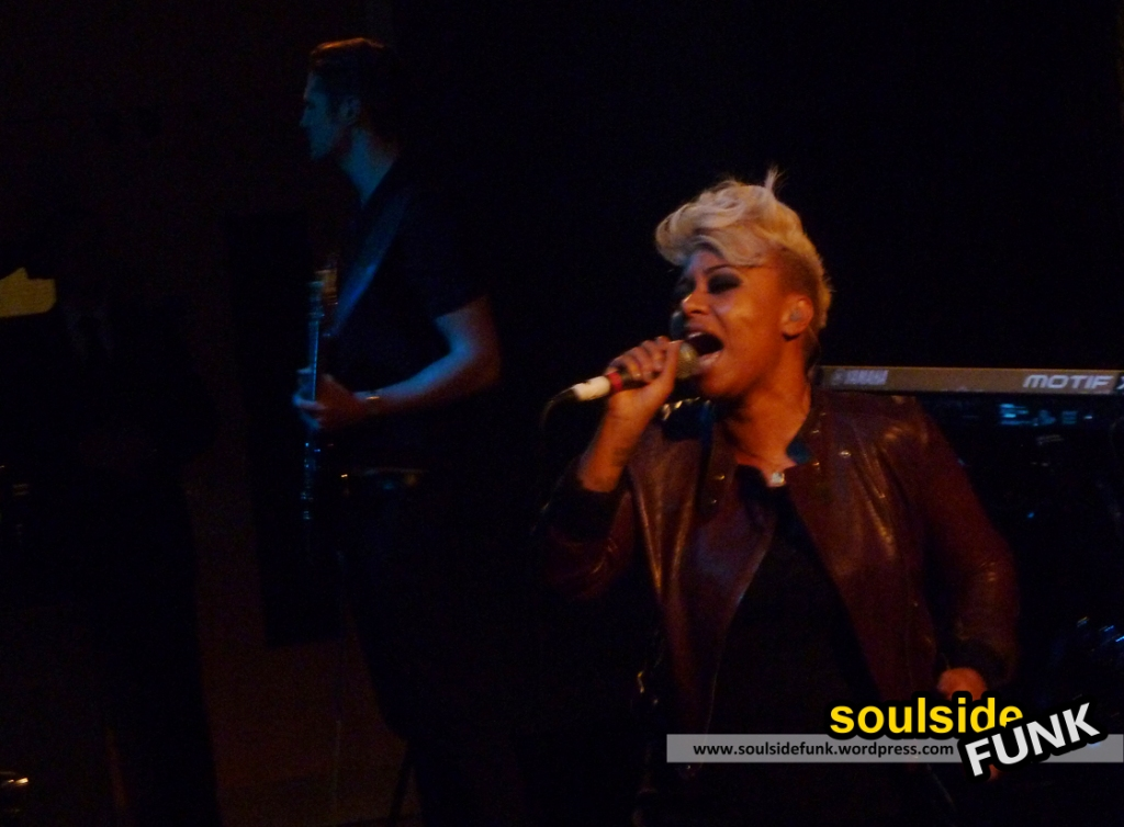 Emeli Sande at The Tabernacle