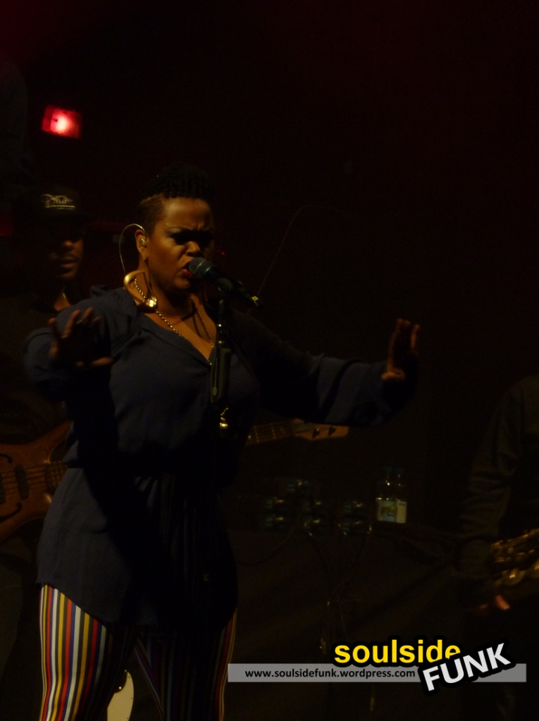 Jill Scott at Brixton Academy