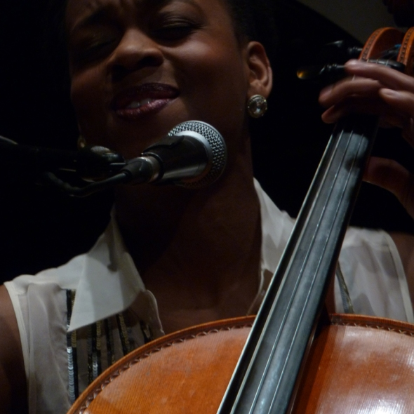 Ayanna Witter-Johnson at The Forge