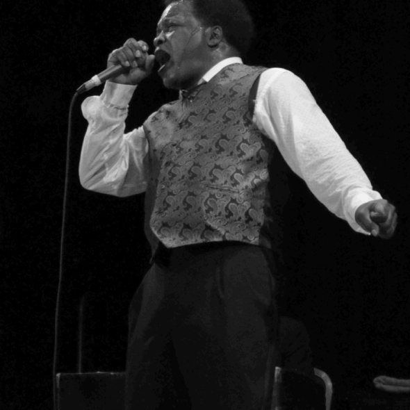 Lee Fields & The Expressions and Islington Assembly Hall
