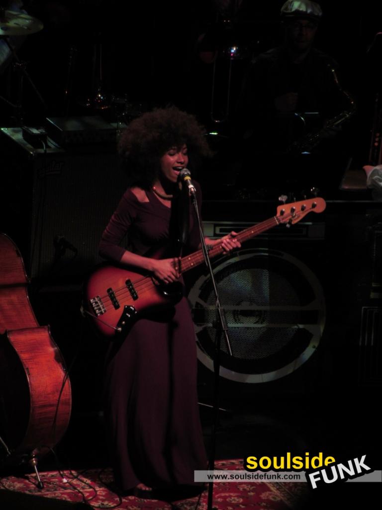 Esperanza Spalding at Koko