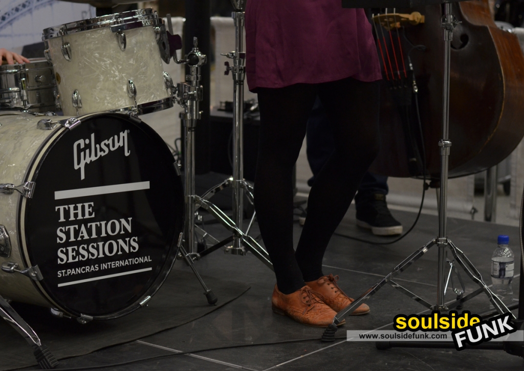 Natalie Duncan at the Station Sessions