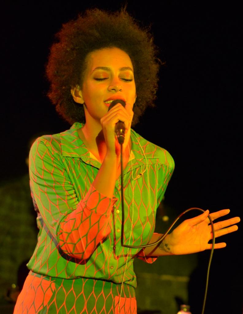 Solange at XOYO 03