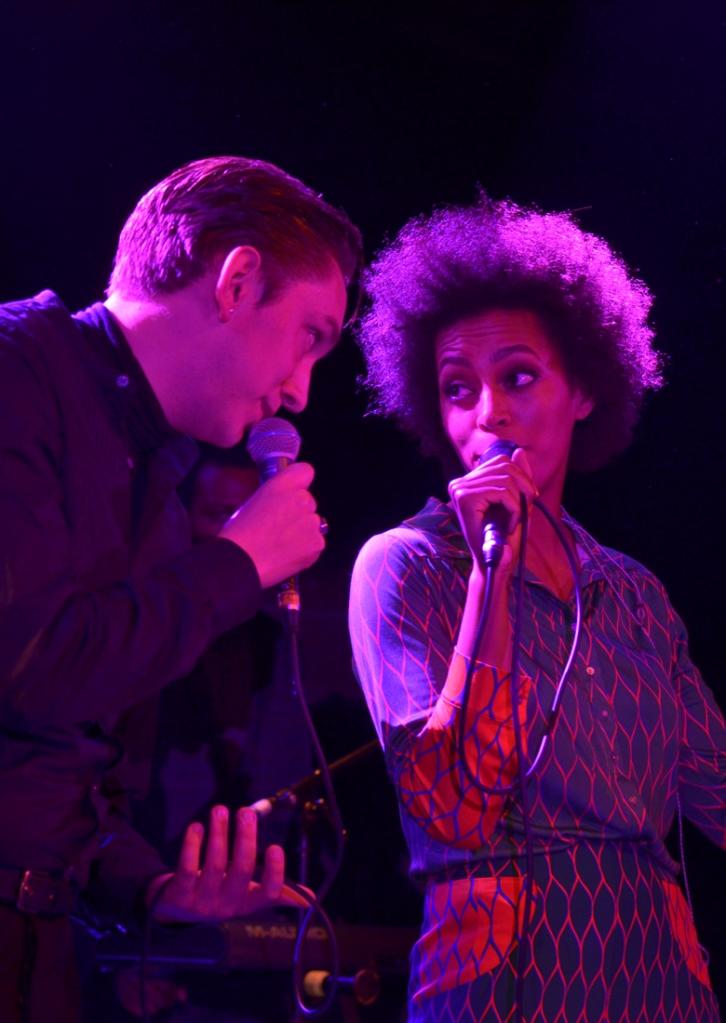 Solange at XOYO, London