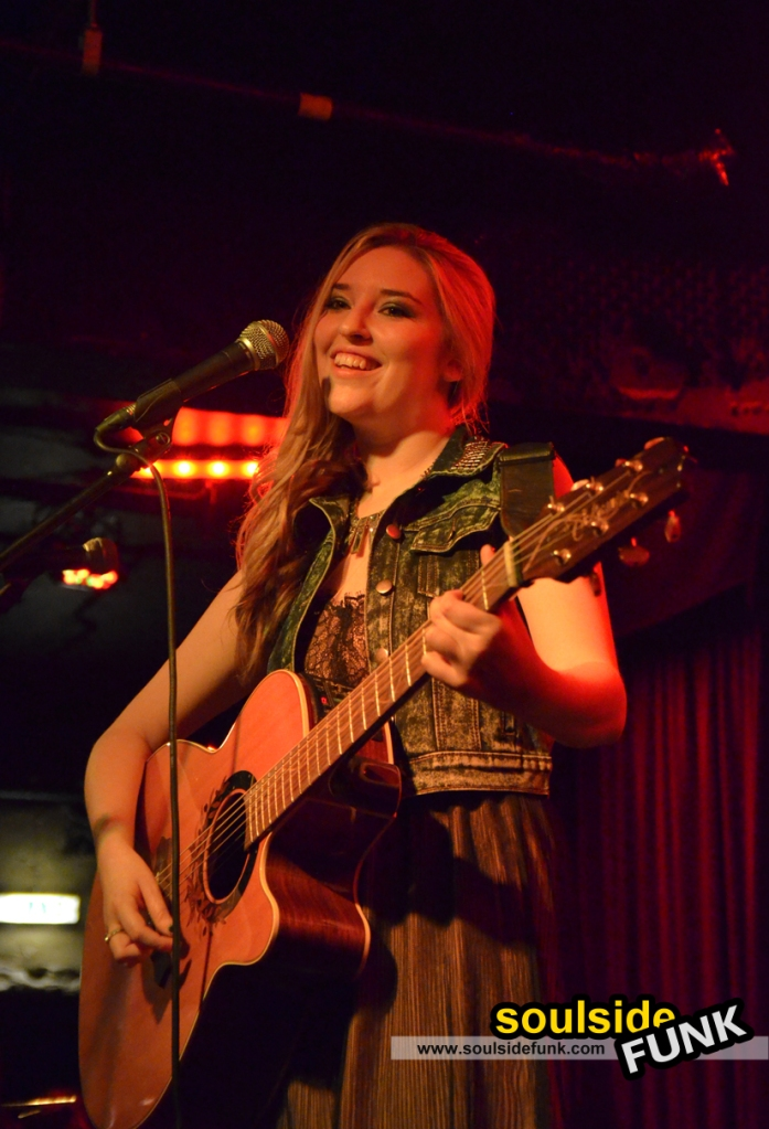 Leddra Chapman at Borderline, London