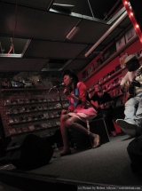 VV Brown at Pure Groove