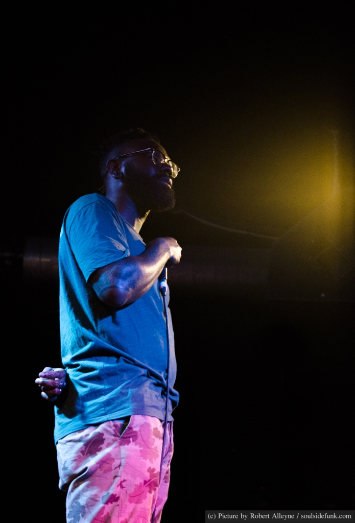 Mikill Pane at Hoxton Bar & Kitchen