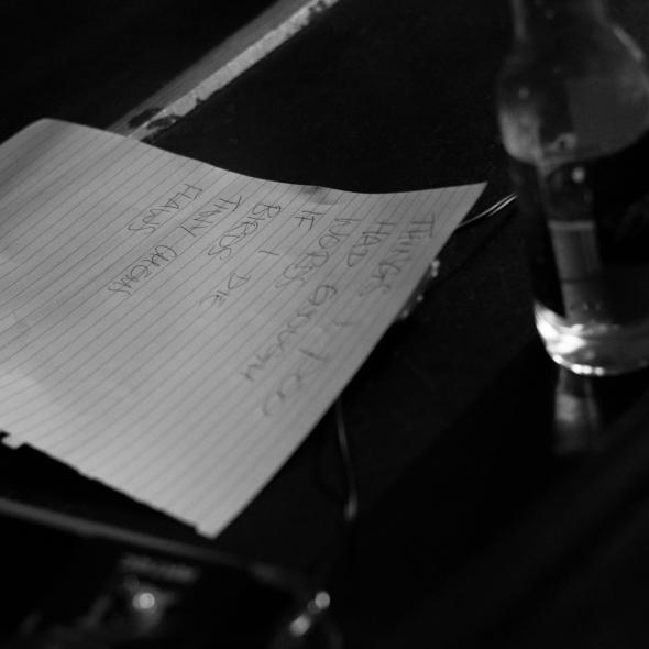 Frank Hamilton's setlist from Brafly, Camden