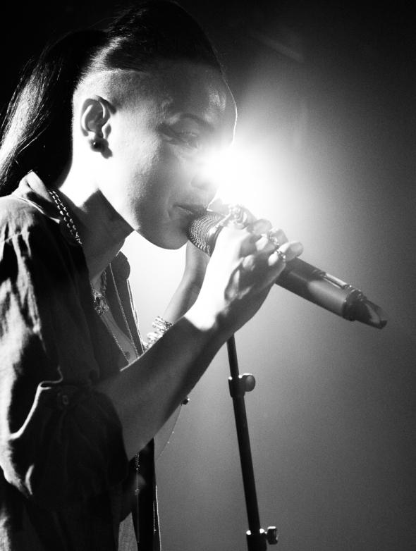 Phreeda Sharp performs at Barfly, Camden