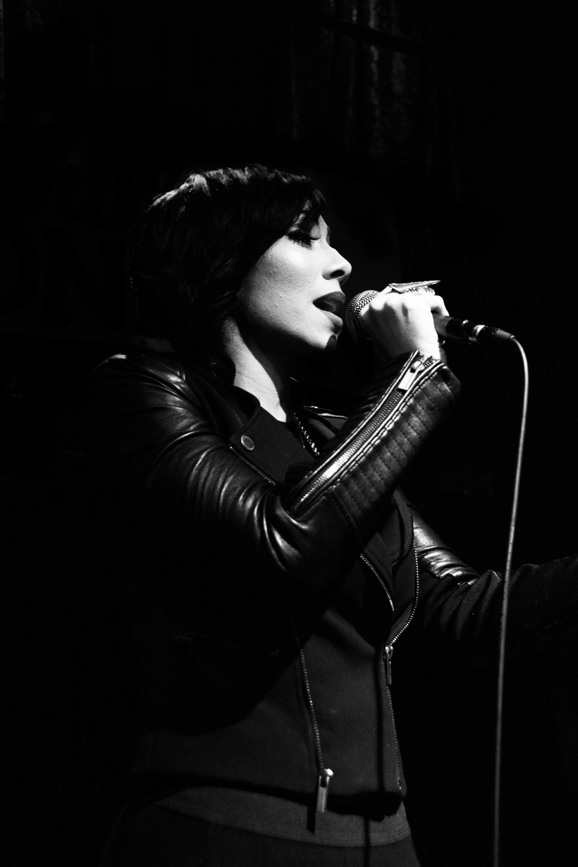 JAN 27th 2014 - Bridget Kelly perfoms at the Jazz Cafe, London