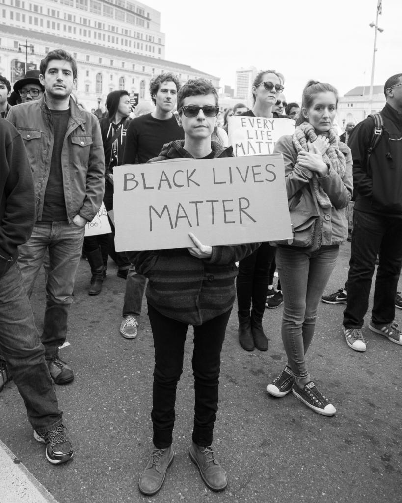 DEC 13th - PROTESTS IN SAN FRANCISCO