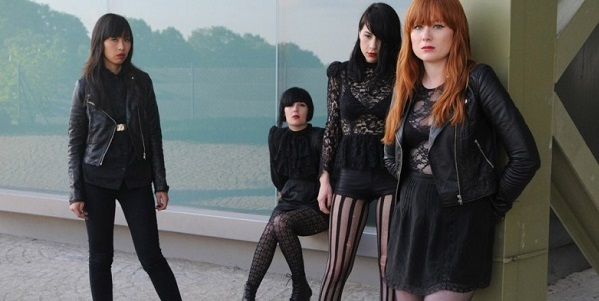 SoTW 2014.12 - Dum Dum Girls - On Christmas