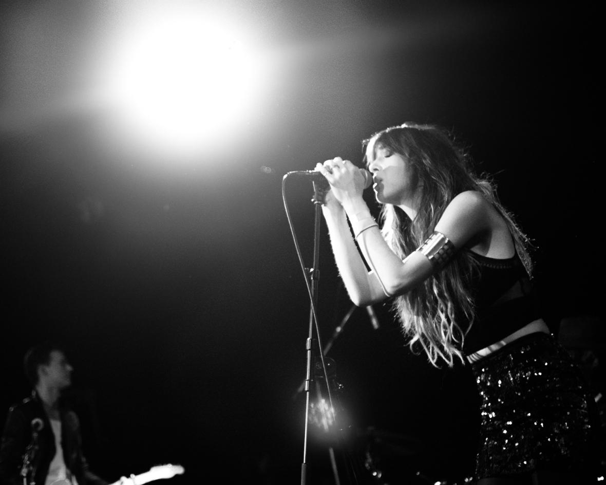 SSF - Kate Voegele, Slim's, SF-16