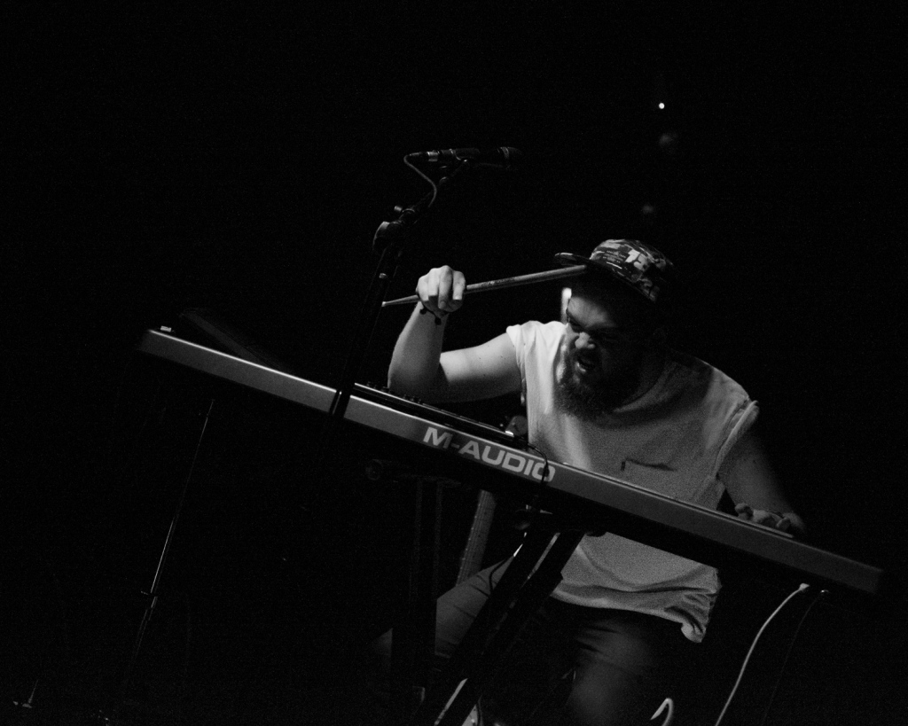 Jack Garratt performs at Rickshaw Stop, San Francisco