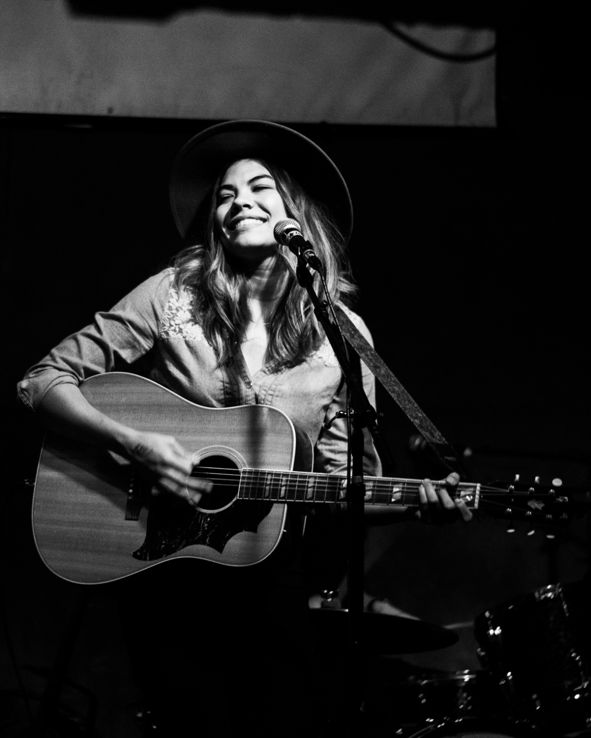 Becca Richardson performs at Hotel Utah, San Francisco