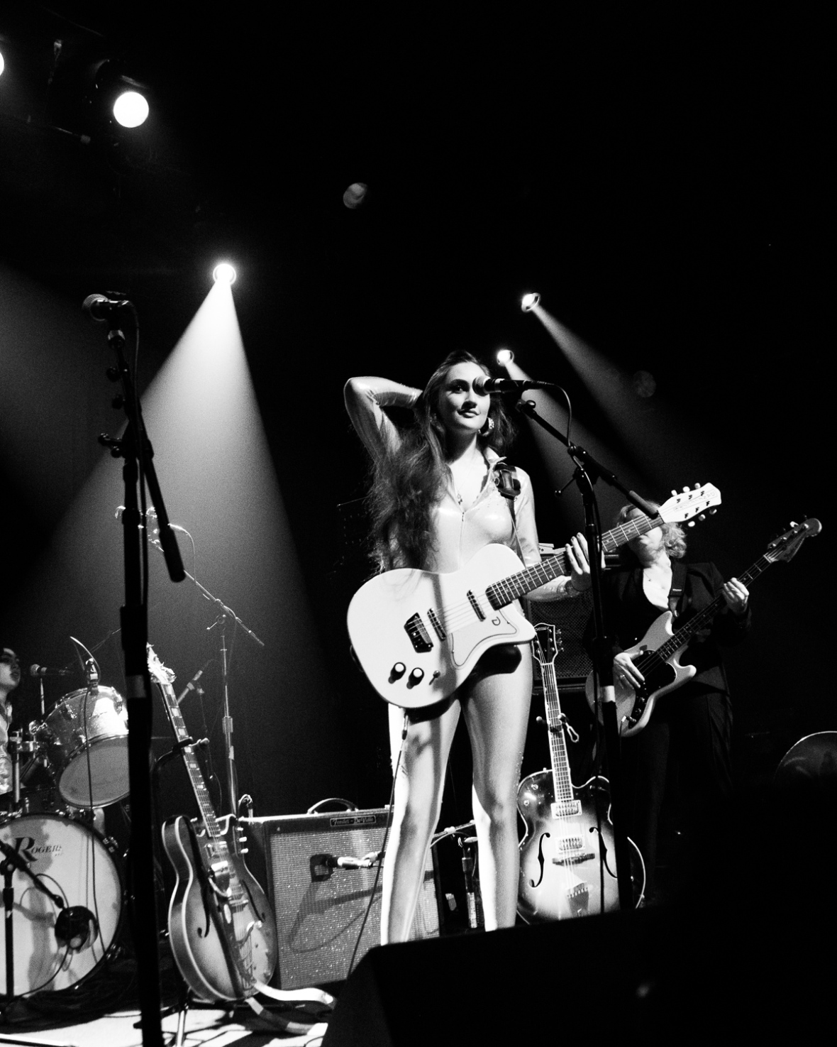 Kitty, Daisy & Lewis peform at The Independent, San Francisco