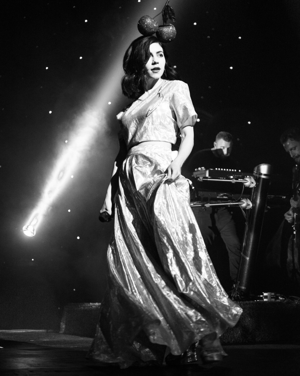 SSF = Marina & The Diamonds - Warfield, SF-3