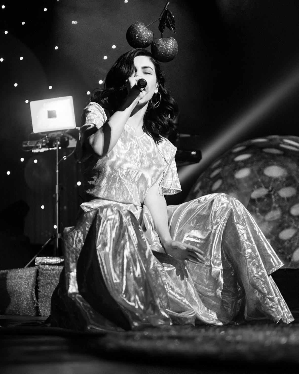 SSF = Marina & The Diamonds - Warfield, SF-7