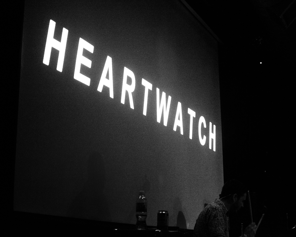 Heartwatch perform at Rickshaw Stop, San Francisco - May 29th 2015