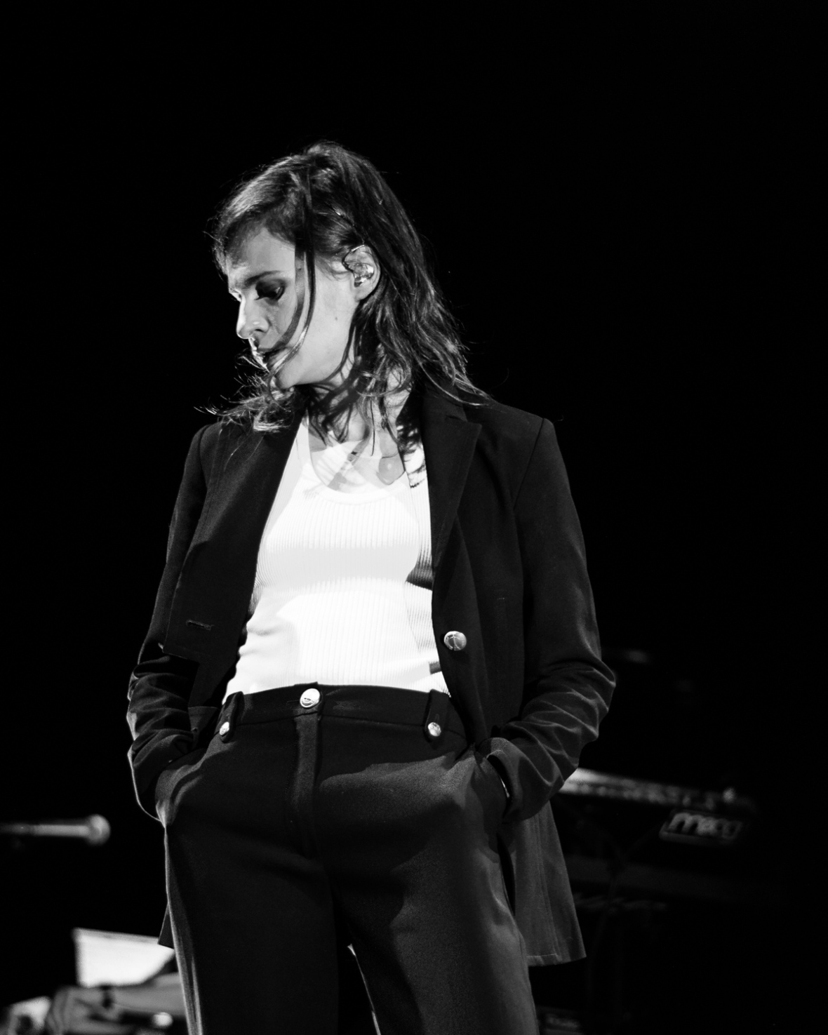Christine & The Queens perform at the Fox Theater, Oakland