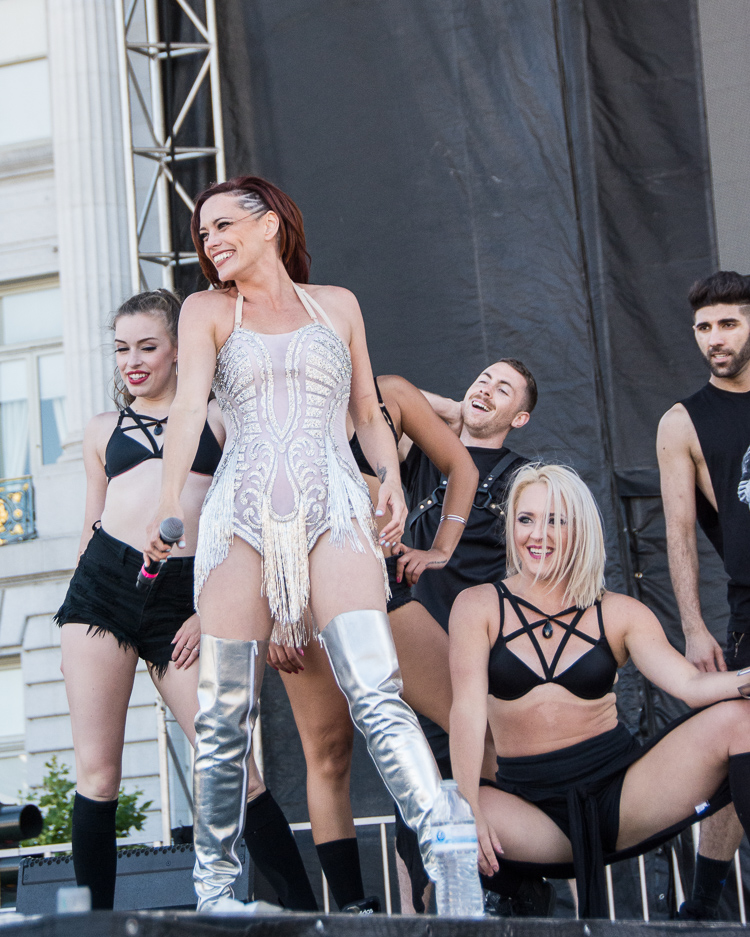 Jessica Sutta at SF Pride, by Robert Alleyne-06