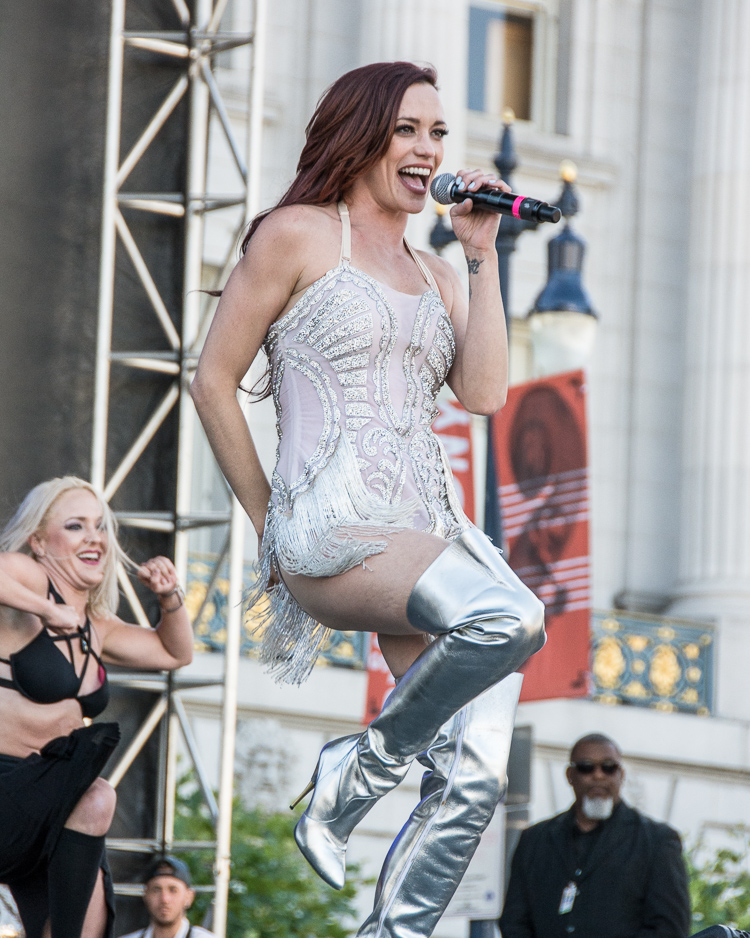 Jessica Sutta at SF Pride, by Robert Alleyne-08